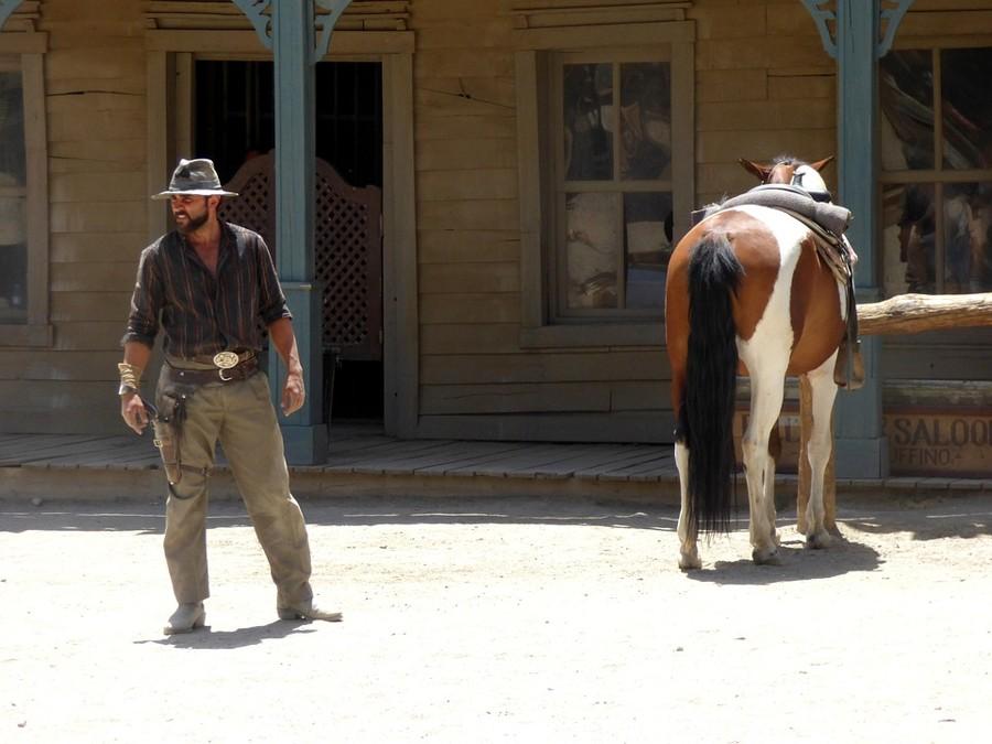 Dopřejte hostům kovbojské aktivity s příchutí dobrodružství.