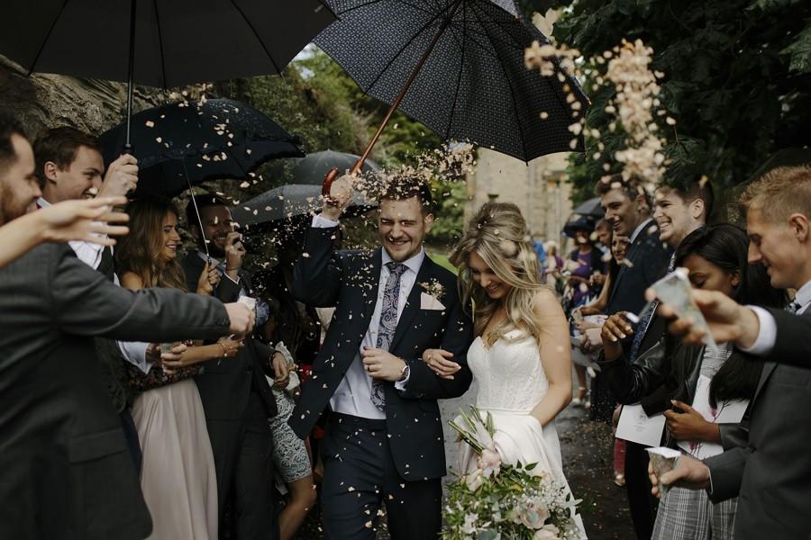 Netradiční roční období na svatbu znamená levnější svatba.