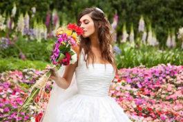 Svatební kytice pro nevěstu