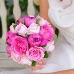 Růžové tóny pivoněk a růží
