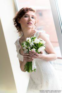 Svatební šaty pro vyjímečnou nevěstu