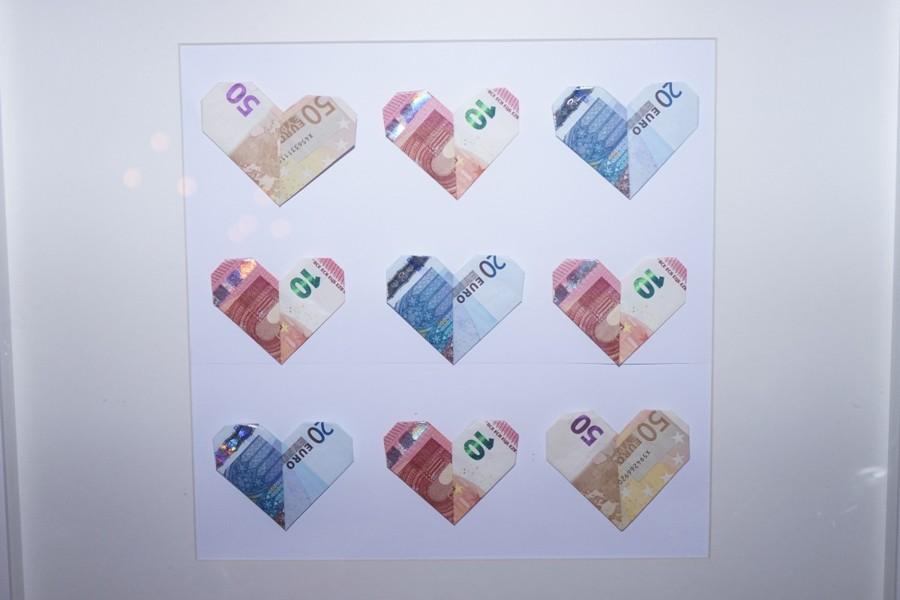 Když dávat peníze jako svatební dar, tak netradičně.
