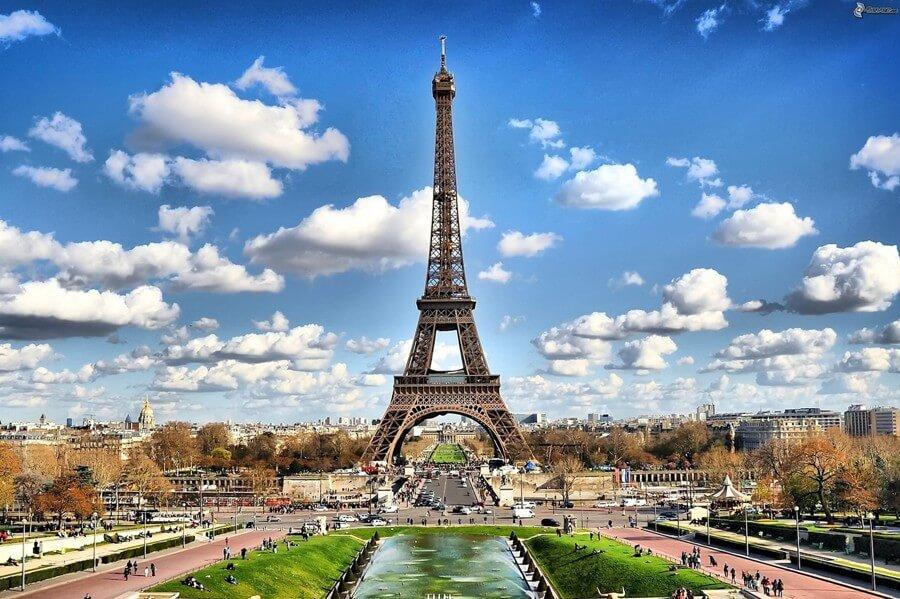 Svatební cesta do evropských metropolí