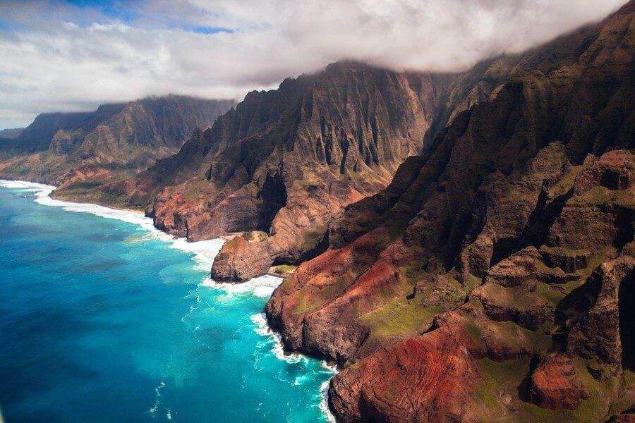 Havajské pobřeží
