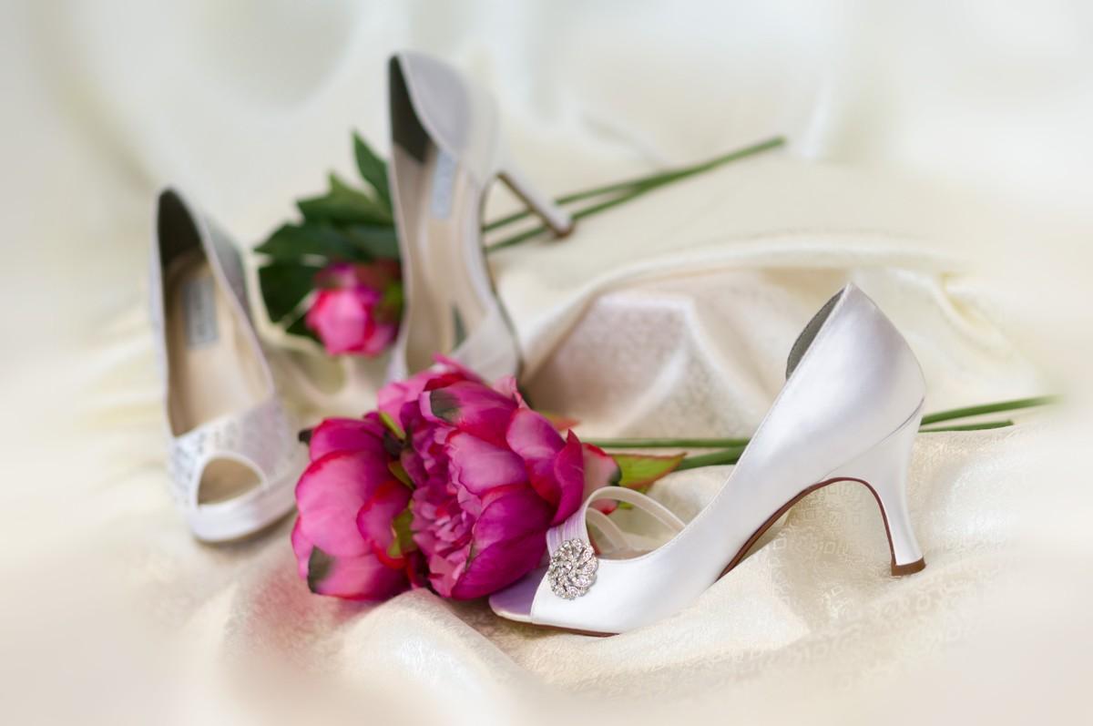 Svatební botky jsou nejen krásné, ale i pohodlné
