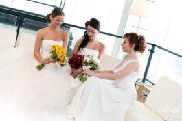 Čtyři nejdůležitější tipy pro zkoušení svatebních šatů