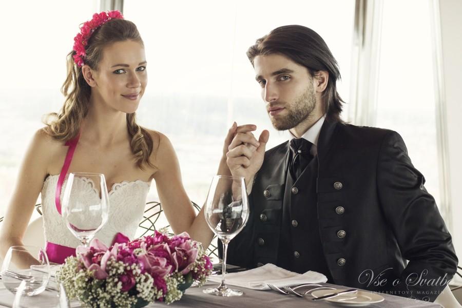 mimo objednávka nevěsty málo