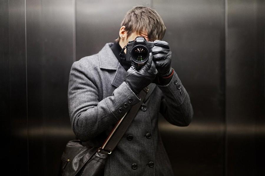 Alex Efimik - svatební fotograf s ruštinou