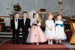 Děti na svatbě: Jak zařídit, aby se bavili iti nejmenší svatební hosté?