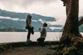 Originální žádosti oruku vzimě: Nechte se inspirovat zimními zásnubami