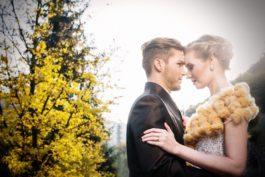 Fotoeditoriál Podzimní mámení: svatba svintage nádechem