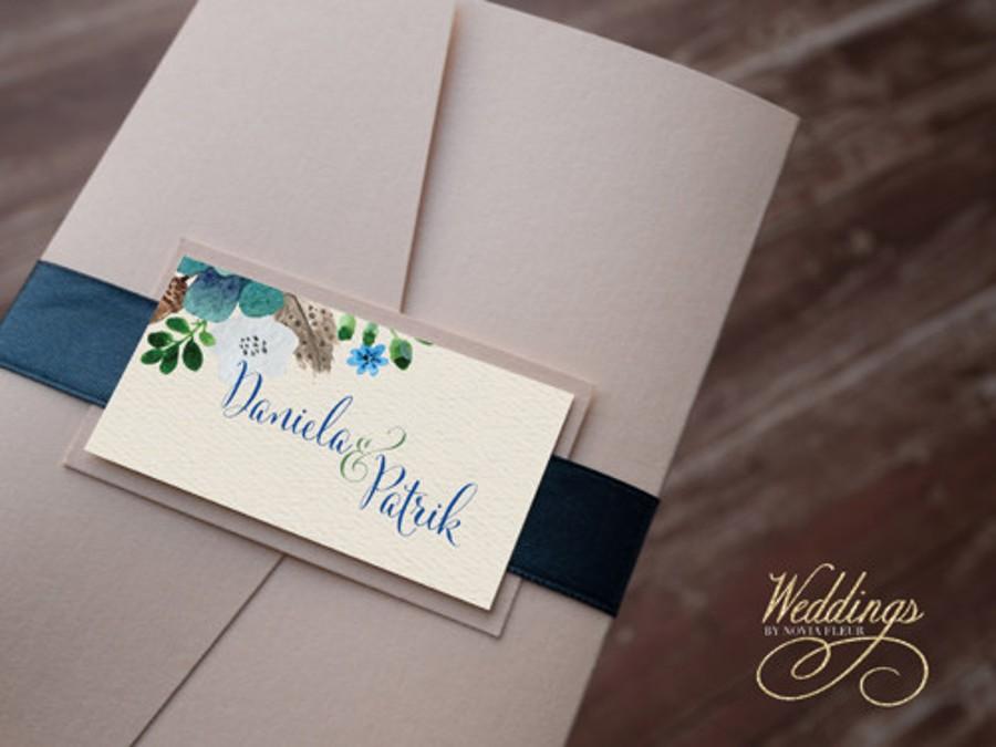 Nezapomeňte celý set zvatebních pozvánek sladot do stylu svatby.
