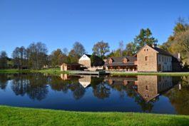 Hodějovický mlýn: Kouzelné místo pro klidnou svatbu vluxusu