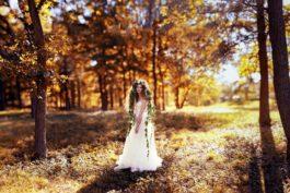 3 podzimní palety svatebních barev