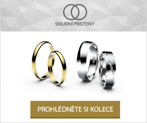 Danfil Jewellery - svatební prsteny