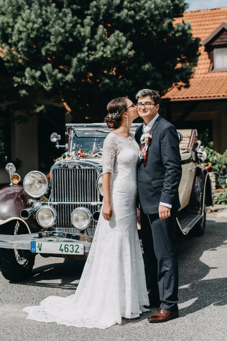 Svatební fotky Alice a Michala 2