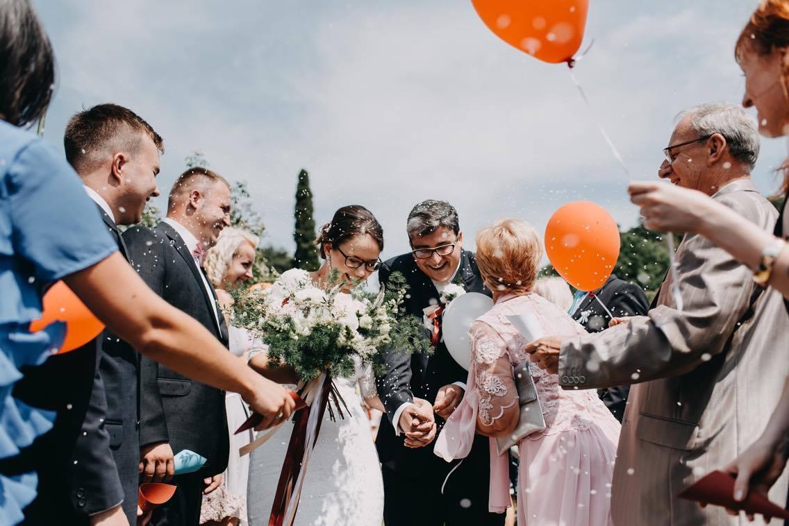 Svatební foto 1