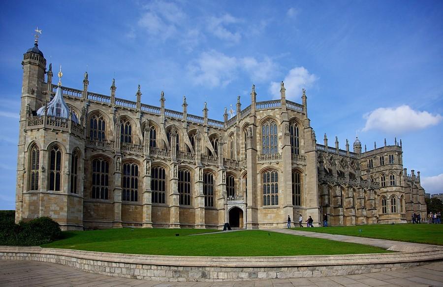 Královská svatba se odehraje na hradě ve Windsoru.