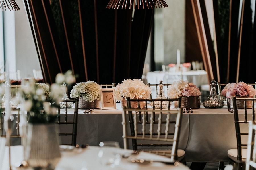 výzdoba svatby