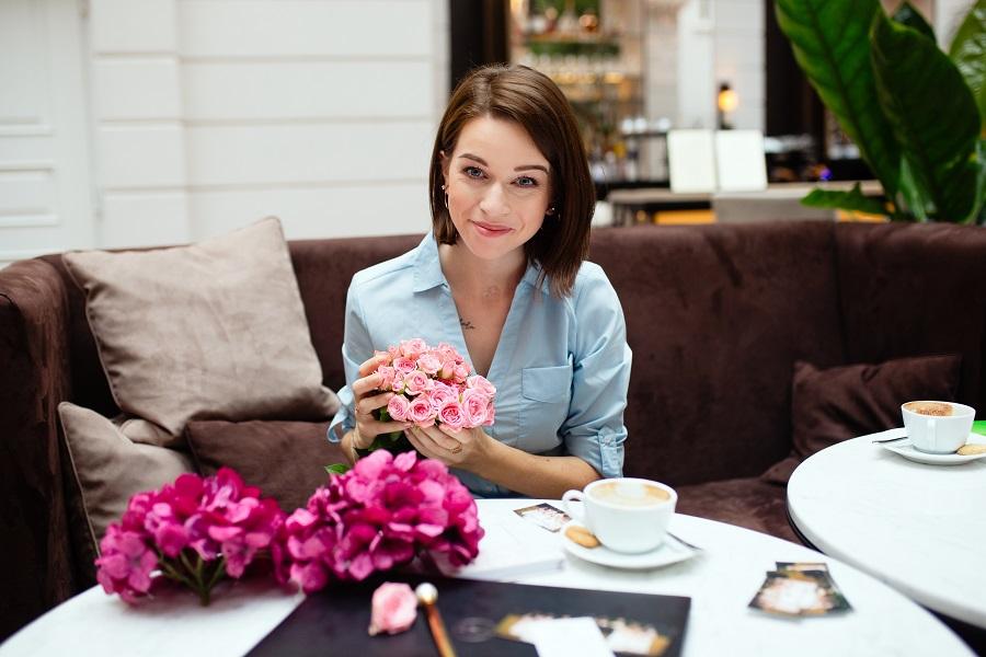 svatební floristka Romana