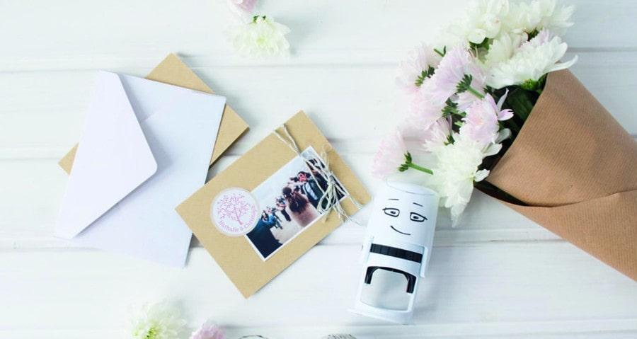 Svatební razítko NIO