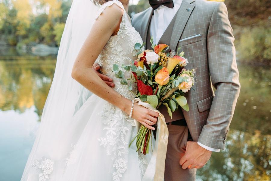 svatba za časů covidu
